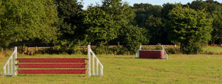 Summer Jumping Paddock Open!